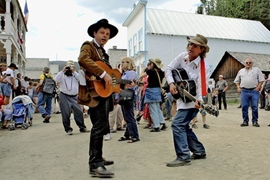 Celebrating BC's rich cowboy heritage with 3 musical venues, poetry tent, singing competition and more.