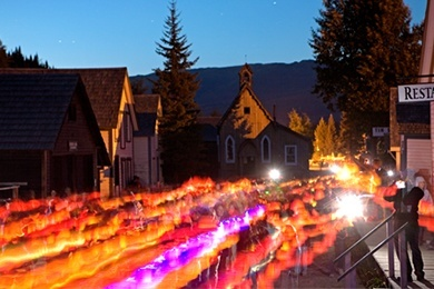 This traditional Chinese celebration honours Barkerville's Chinese heritage with activities all day, entertainment in the evening, a lantern parade at dusk, and fireworks. For information about the Lung Duck Tong's Mid-Autumn Banquet, call 250-994-3458.