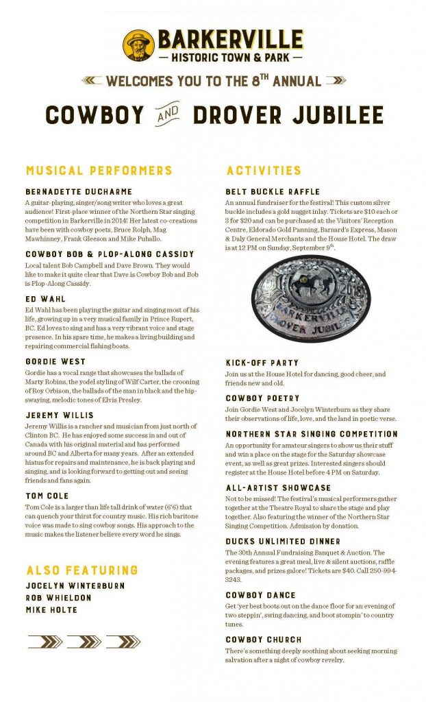 2018 Cowboy Drover Jubilee Public Schedule Final_Page_2