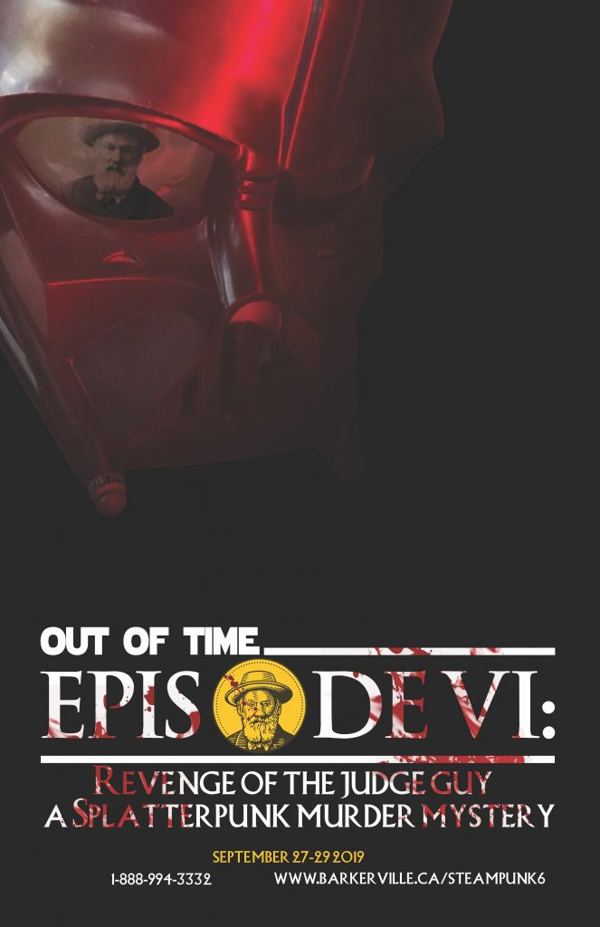 Out of Time VI Poster Final