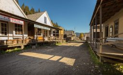 Barkerville Main Street - photo by Chris Sharpe